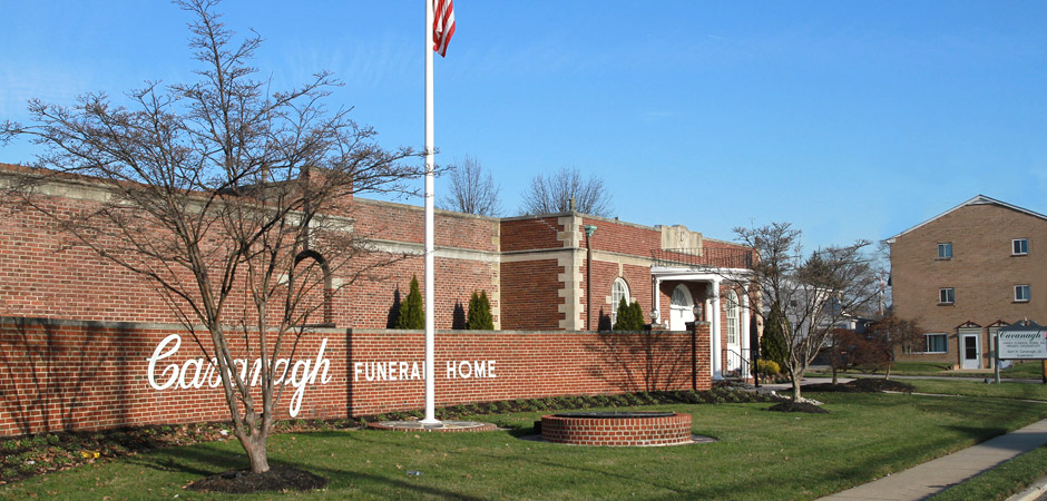 funeral home norwood